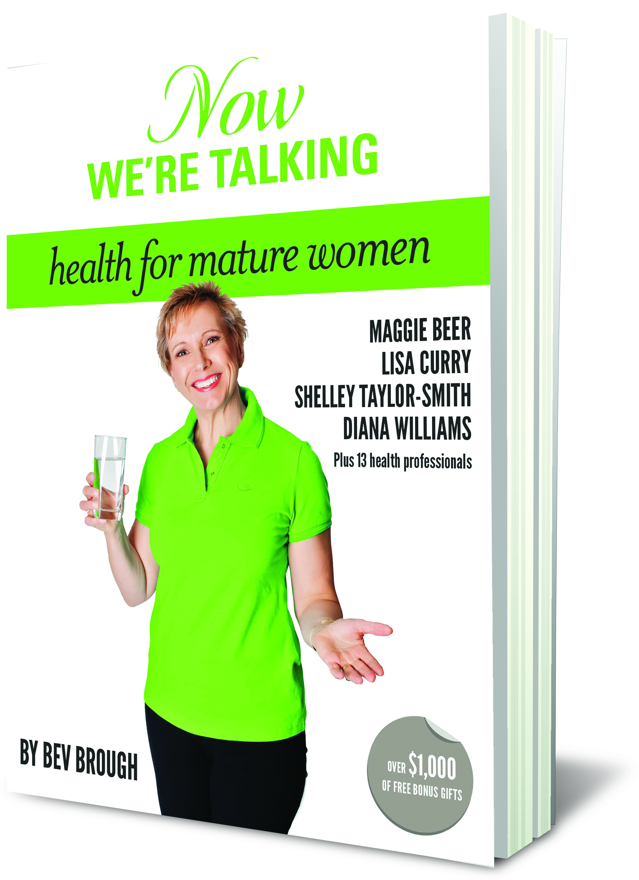 Now We're Talking - Health for Mature Women